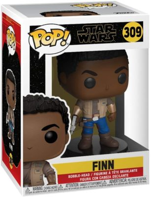 Finn - The Rise of Skywalker Collectible POP Figure