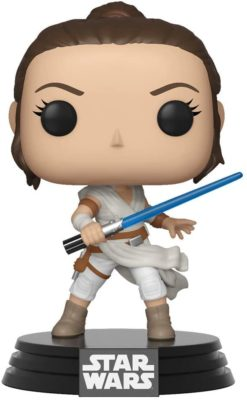 Funko 39882 POP. Star Wars The Rise of Skywalker - Rey Collectible Figure