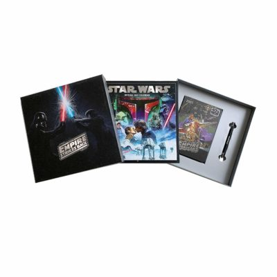 Official Star Wars 2021 Collectors Gift Box Set