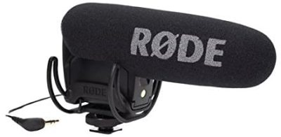RØDE VideoMic Pro Compact Directional On-camera Microphone
