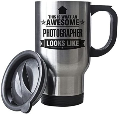 This is what an AWESOME Photographer Looks like SILVER Mug