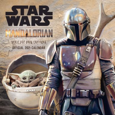 Official Star Wars: The Mandalorian 2021 Calendar
