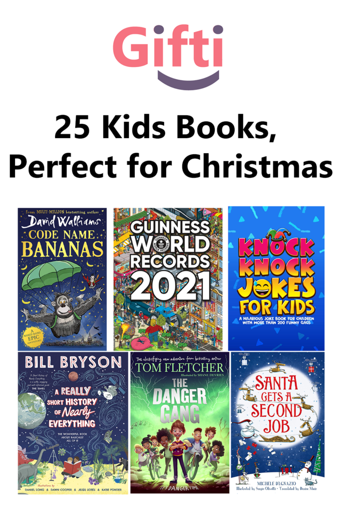 25 Kids Books that are Perfect Gifts for Christmas 2020