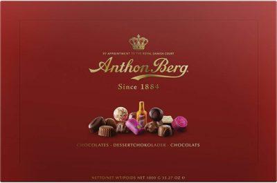 Anthon Berg Diplomat Chocolate Gift Box