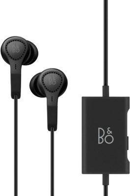 Bang & Olufsen Beoplay E4 Advanced Active Noise Cancelling Earphones
