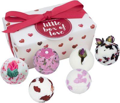 Bomb Cosmetics Little Box of Love Ballotin Gift Set