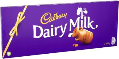 Cadbury Dairy Milk Giant Chocolate Bar