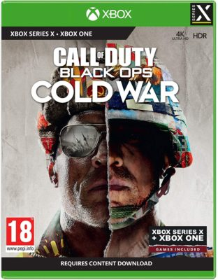 Call of Duty- Black Ops Cold War (Xbox Series X)