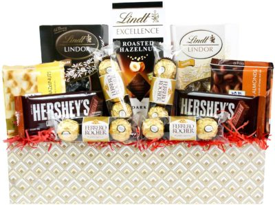 Chocolate Hamper Gift Selection