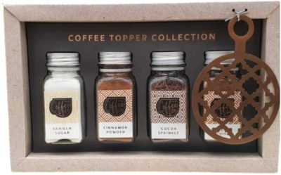 Coffee Topper Gift Set