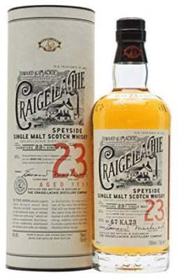Craigellachie 23 Year Old Single Malt Scotch Whisky