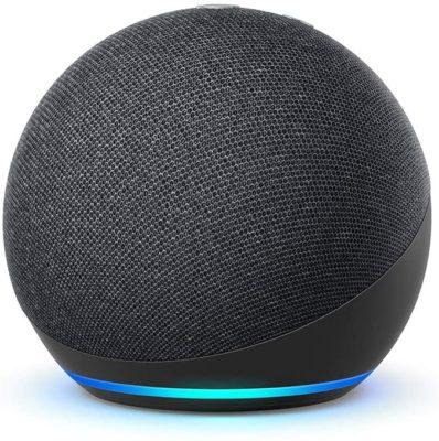 Echo Dot (4th generation) Smart speaker with Alexa