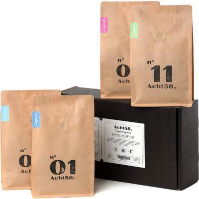 Eight 58 Coffee Tasting Pack