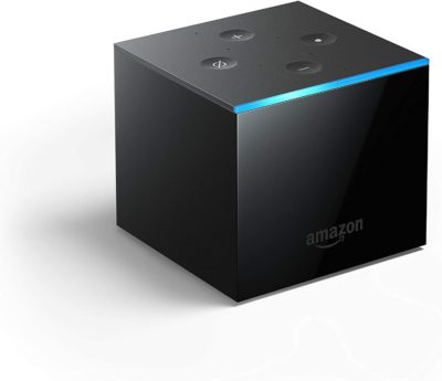Fire TV Cube Ultra HD streaming media player