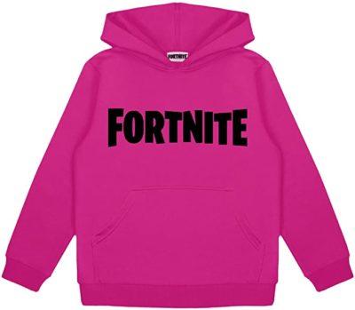 Fortnite Girls Pullover Hoodie