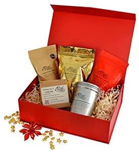 Fresh Ground Arabica Coffee Bags Hamper Box