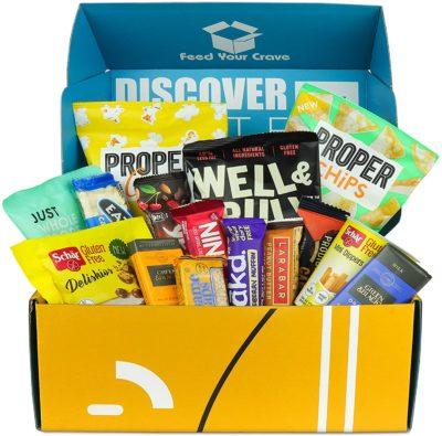 Gluten Free Chocolate and Snacks Gift Box
