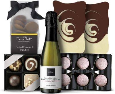 Hotel Chocolat: Bring on the Bubbly Collection
