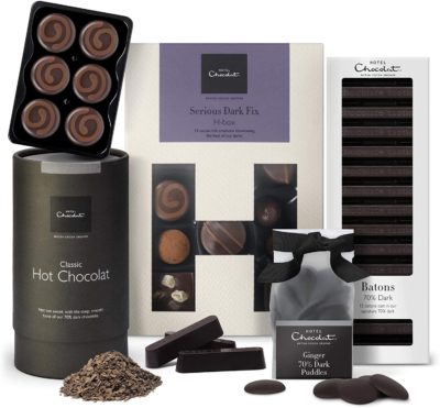 Hotel Chocolat: The Intensely Dark Collection