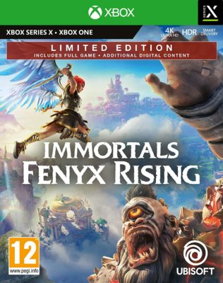 Immortals Fenyx Rising Limited Edition (Xbox Series X)