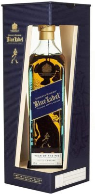 Johnnie Walker Blue Label Chinese New Year Limited Edition Blended Scotch Whisky