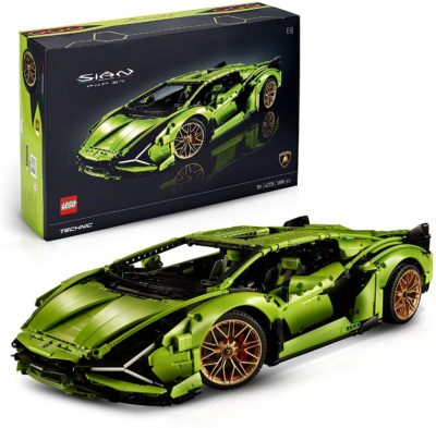 LEGO Technic Lamborghini Sián FKP 37 Race Car