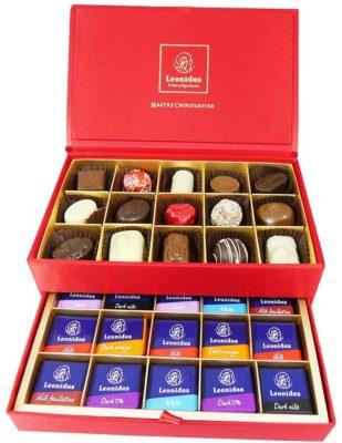 Leonidas Belgian Chocolate Gift Box