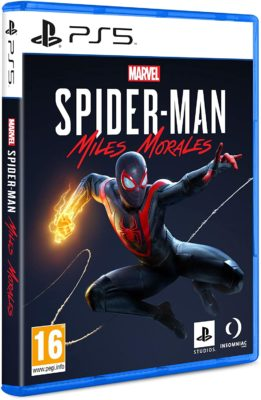 Marvel's Spider-Man: Miles Morales – PlayStation 5