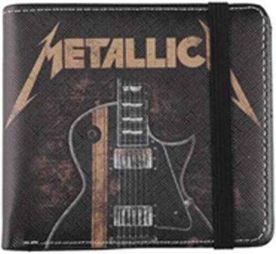 Metallica Guitar Mens Wallet