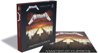 Metallica - Master of Puppets - 500 Piece Jigsaw Puzzle