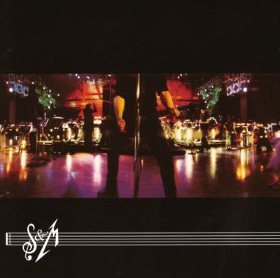 Metallica S&M vinyl