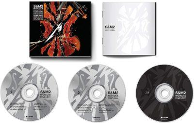 Metallica - S&M2 CD and Blu-ray