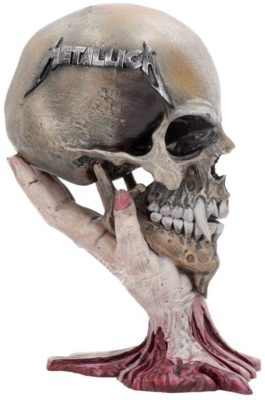 Metallica Sad But True Skull