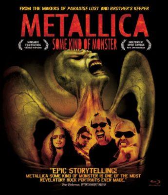 Metallica - Some Kind Of Monster Blu-ray