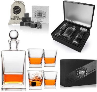 Orkney Whisky Set in gift box