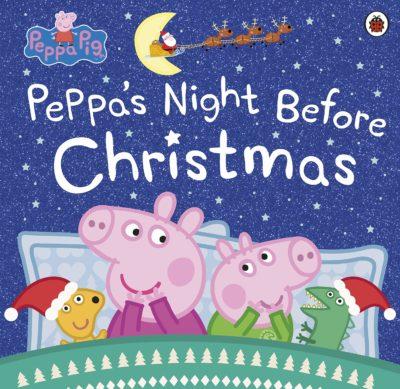 Peppa Pig Peppa's Night Before Christmas