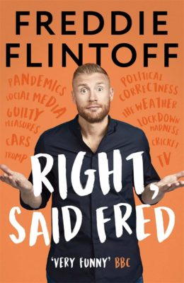 Right, Said Fred - Andrew Flintoff