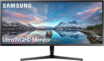 "Samsung 34"" Ultra Wide LED Monitor"