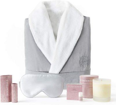 Scentered Self Care Love Bath Robe Gift Set