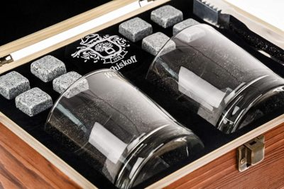 Scotch Whisky Glasses Gift Set