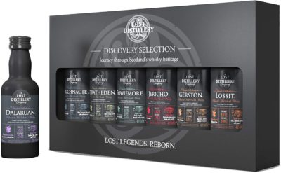The Discovery Selection by The Lost Distillery Company