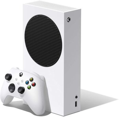 Xbox Series S games console