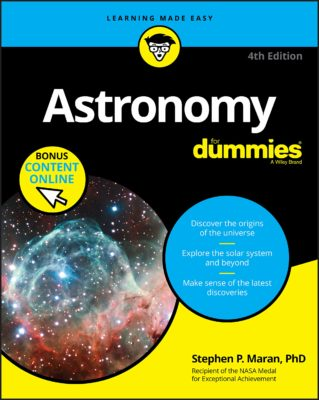 Astronomy For Dummies book for stargazers