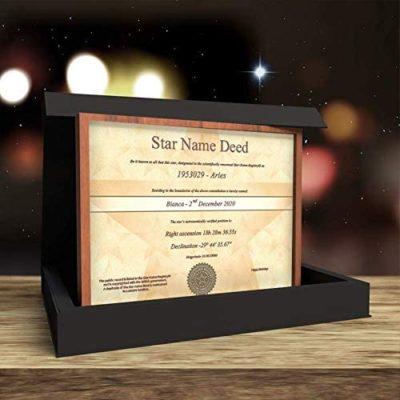 Star Name Registry Essential Gift Set